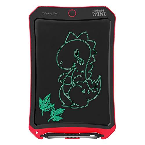 Preisvergleich Produktbild JRD&BS WINL 8.5 Zoll Elektronische Whiteboard FÜR Kinder, Auf Schreibbrettern Kann Man Zur Freiheit Malen,  Rechnen,  Buchstabieren,  Graffiti Usw.Die 3-12 Jährige Jungen Mädchen, RotD