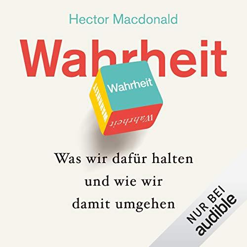 Wahrheit audiobook cover art