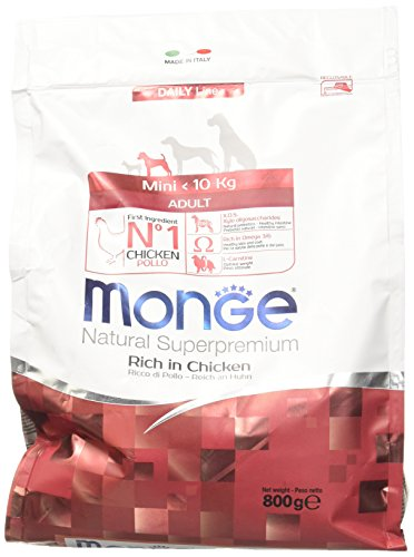 Monge Dog Mini Adult Gr. 800