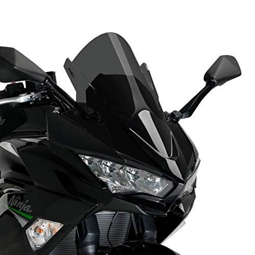 Racingscheibe für Kawasaki Ninja 650 2020 dunkel getönt Puig 3881f
