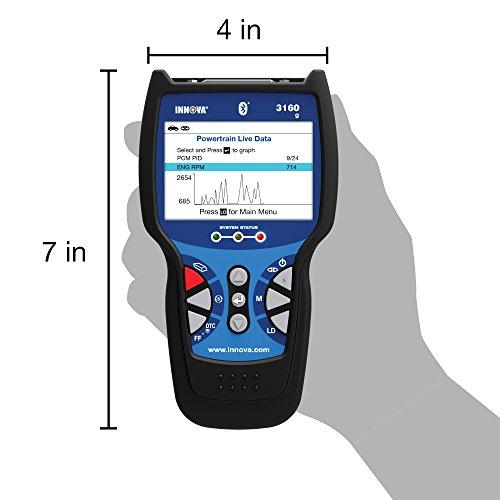 Innova 3160g Pro OBD2 Scanner / Car Code...