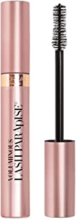 L'Oreal Paris Voluminous Makeup Lash Paradise Mascara, Voluptuous Volume, Intense Length, Feathery Soft Full Lashes, No Flaking, No Smudging, No Clumping, Blackest Black, 1 Count