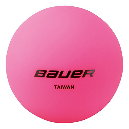BAUER Hockey Ball cool Weather, Farbe:pink
