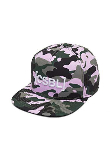 Cayler & Sons Herren Snapback Caps Brackets Camouflage Verstellbar