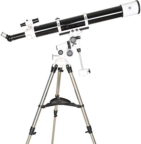 WUAZ Telescopio, astronómica Profesional Reflector telescopio, observación de Estrellas Estudiante Profesional,...