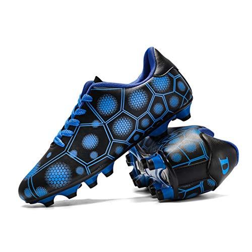 RHSML Football Boots Men High Top Spikes Cleats Athletics...