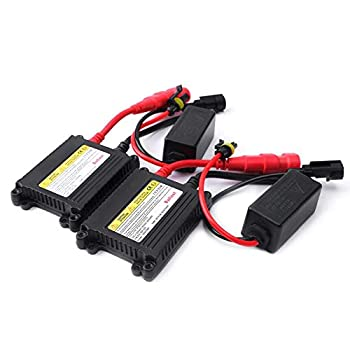 Xenon HID Ballast 35W DC 12V Universal Replacement for H1 H3 H4 H7 H11 H13 9005 9006 9007 5202 880 Pack of 2