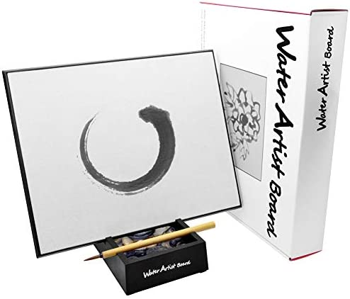 Water Artist Board Paint with Zen Relaxation Meditation Art Painting Board Drawing Brush Style product image