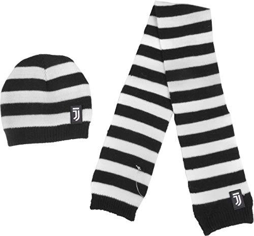 Juventus set baby sjaal en muts Righe 131401