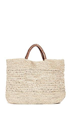 Kayu Women's Mara Bag, Natural, Tan, One Size