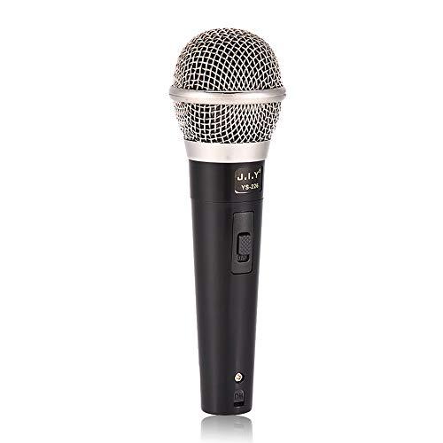 Micrófono con conexión de Cable dinámico para la Fiesta del...
