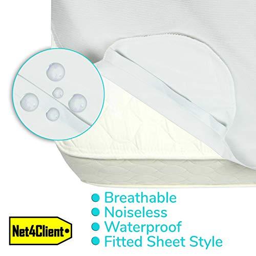 Net4Client Protezione per materasso impermeabile (140x200)