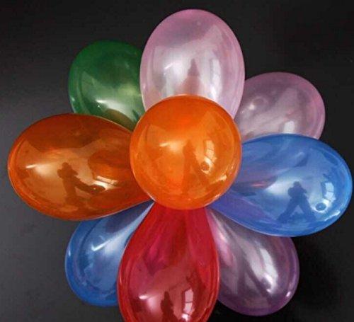 5' Dart Balloons, Colors May Vary