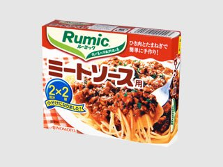 <味の素> Rumic ミートソース用【69g 】 ×30箱