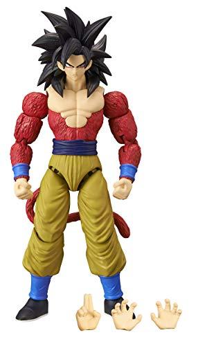 Dragon Ball Super - Dragon Stars Super Saiyan 4 Goku Figure (Series 9)