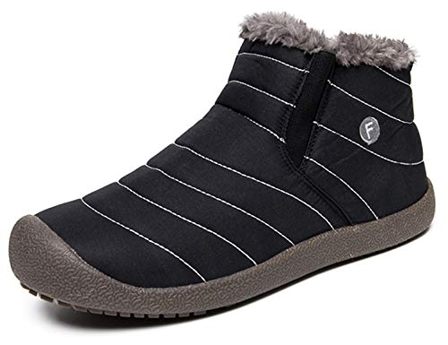 SINOES Herren Outdoor Wasserabweisende Trekking Schuhe Wanderschuhe Atmungsaktiv Bequem