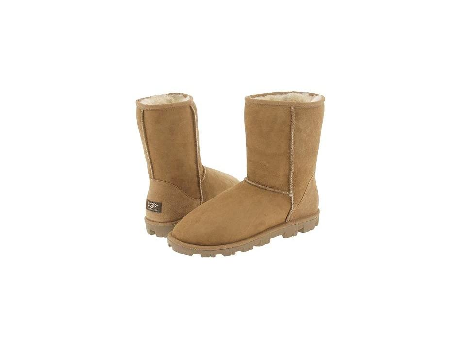 UGG Essential Short (Chestnut) Women