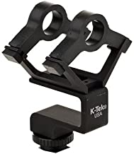 K-Tek Camera Shoemounting Shock Mount for Shotgun Microphones