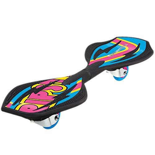 Razor RipStik Ripster Caster Board Gamer Arcade Edition Wave, Unisex-Youth