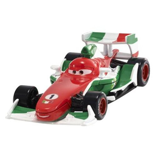 Mattel - W1942 - Voiture Miniature - Cars 2 - Francesco Bernoulli