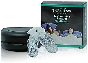 Tranquillam Sleep Custom Molded Night Mouth Guard- Sleep Aid - Fit To Cure Your Worst Nights Sleep! Designed By Tranquillam Sleep