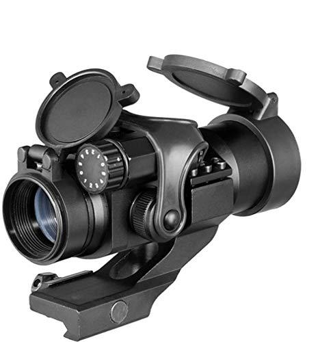 ACEXIER 1x30mm Red-DOT Sight- Tactical Holographic Micro Cannocchiale per Fucile con Supporto per Fucile da Caccia