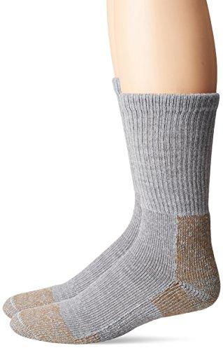 6. FoxRiver Steel Toe Crew Cut Work Sock