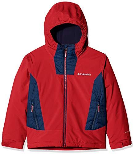 Columbia Veste Wild Child pour garçon XL B-Mountain Red, C.