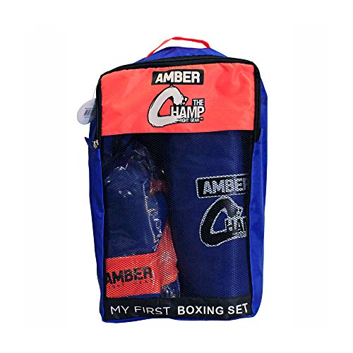 Amber Deluxe Boxing Toy Set