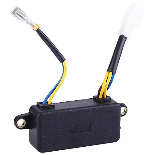 250 V 220 UF Generator Spannungsregler Controller Automatische Universal AVR Generator Spannungsregler Gleichrichter für 1-3KW Generator