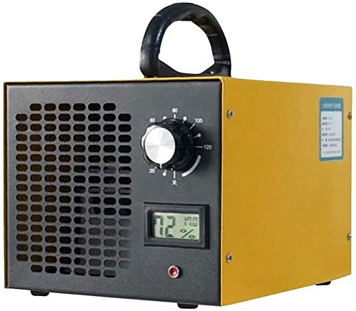 Luyshts Purificador de Aire Generador De Ozono Comercial- 5000 MG/H Profesional Purificador...