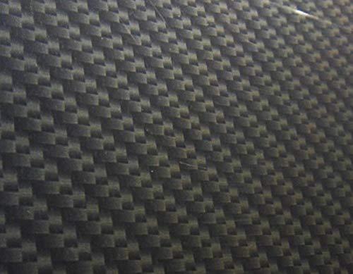 MST-Design Wassertransferdruck Folie I Starter Set Klein I WTD Folie + Dippdivator/Aktivator + Zubehör I 4 Meter mit 60 cm Breite I Gold Carbon Carbonlook I CD-221-3