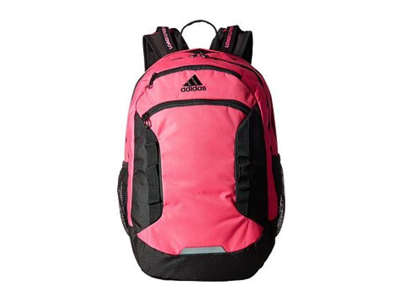 ポーク先入観お母さん(アディダス) adidas リュック?バックパック Excel III Backpack Shock Pink/Black/Grey One Size OS [並行輸入品]