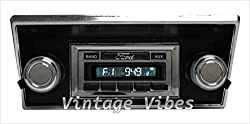 in budget affordable 1968-1972 Ford Pickup Truck Custom Auto Sound USA-230AM / FM Stereo Radio 200W