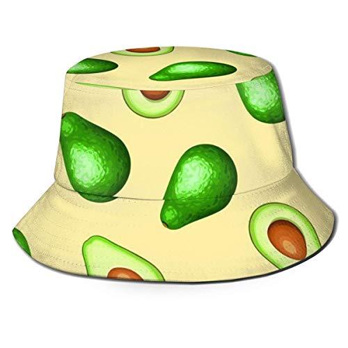 shenguang Sombrero de Pescador Hawaiano de Verano Unisex, Impermeable, Plegable, para el Sol, para Regalo