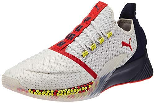 Puma Xcelerator, Zapatillas de Deporte Unisex Adulto, Gris...