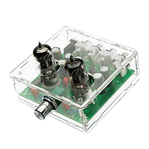Tubayia 6J1 Vorverstärker Verstärker Board Headphone Pre-Amp Amplifier Audio Board DIY Kit