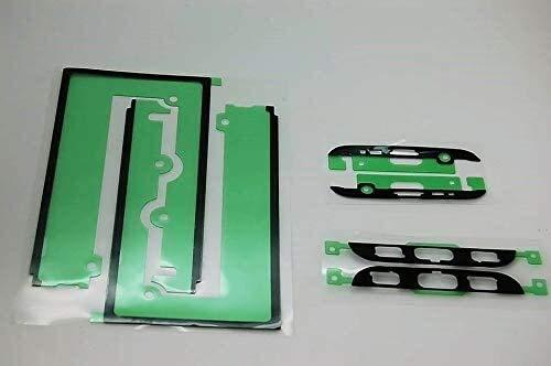 Infigo LCD Klebepad kompatibel mit Samsung Galaxy S7 Edge Kleber Klebefolie Klebepad Adhesive Sticker für den LCD Bildschirm Display Glas vorderseite (Galaxy S7 Edge, LCD Klebepad)