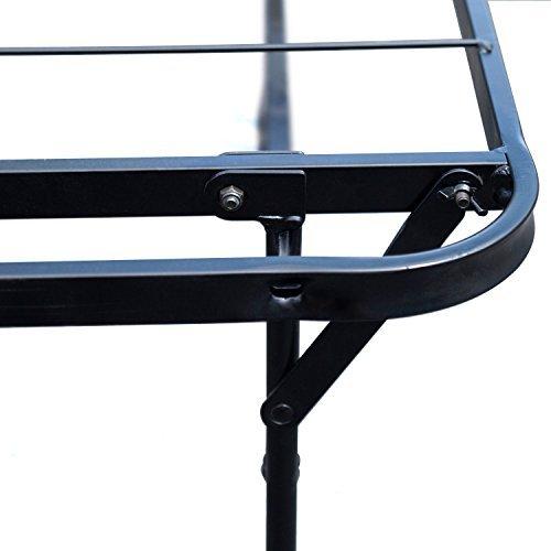 Best Price Mattress 14 Inch Premium Steel Bed Frame/Platform Bed - Twin