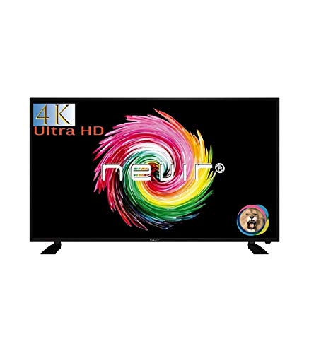 "Televisor TV LED 55"" - Nevir NVR-7903-55-4K2-N, Ultra HD 4K, TDT2, USB, HDMI, Negro"
