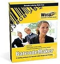 Wasp 633808105167 Software, Barcode Maker