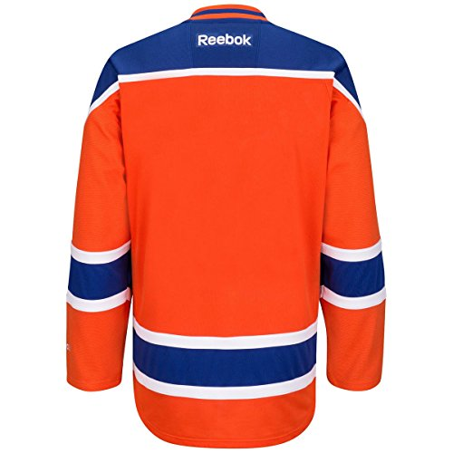 Edmonton Oilers Blank Orange Toddler 2T-4T Reebok Alternate Replica Jersey