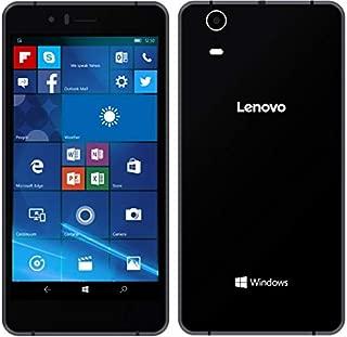 SIMフリー SoftBank Lenovo 503LV 3GB 32GB 4G LTE Windows 10 Mobile対応 スマートフォン