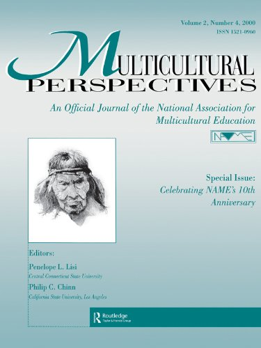 Special Issue: Celebrating Name's 10th Anniversary: A Special Issue of multicultural Perspectives (English Edition)