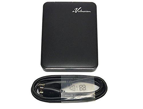 Avolusion 1TB USB 3.0 Portable External PS4 Hard Drive (PS4 Pre-Formatted) HD250U3-Z1 - w/2 Year Warranty