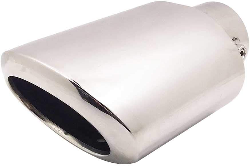 ZHHRHC Car Exhaust Mail order Tip Muffler Pipe 40% OFF Cheap Sale Chevrolet for Covers Fit Hon