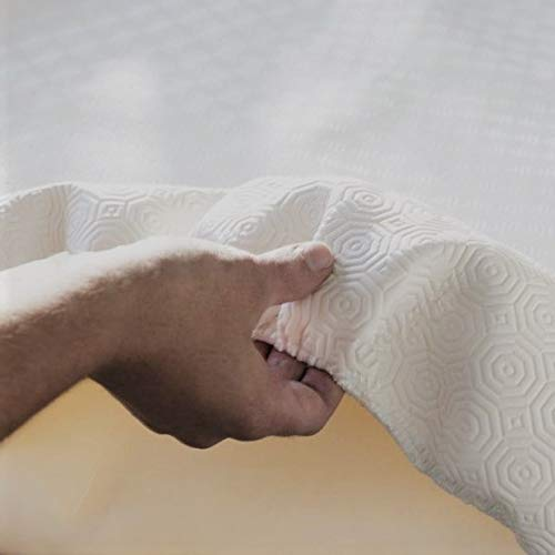 SpazioTessile Copritavolo Salvatavolo Mollettone Gommato Impermeabile Rettangolare con Elastico (100x160 x tavoli 80x140)