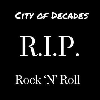 R.I.P. Rock 'N' Roll