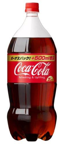 コカ・コーラ 2L×6本 PET