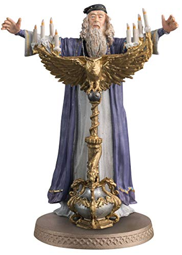 Wizarding World Harry Potter - Figure & MAZINE - Dumbledor 11 cm